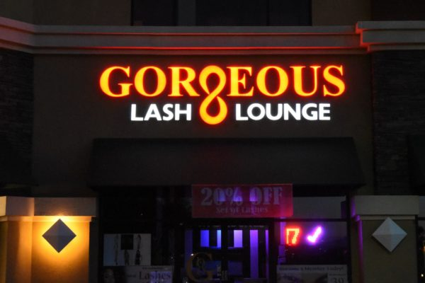 Gorgeous Lash lounge