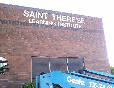 saint-therese-dimensional